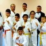 Le taekwondo s'est distingué !
